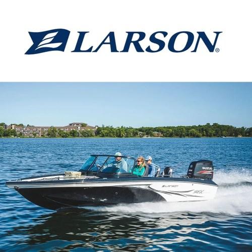 small resolution of larson boats