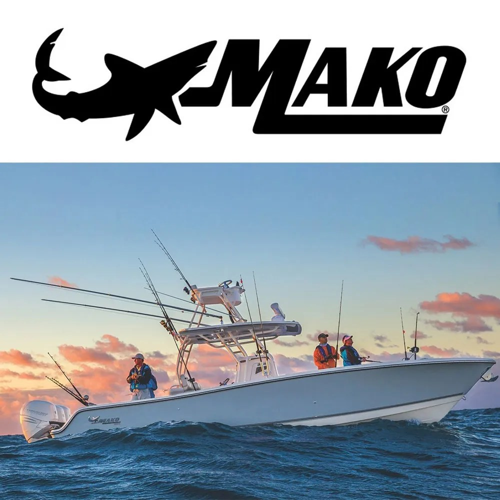 hight resolution of mako boats