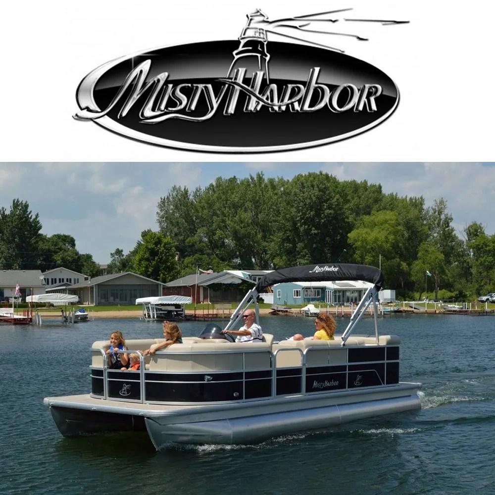 hight resolution of misty harbor boats