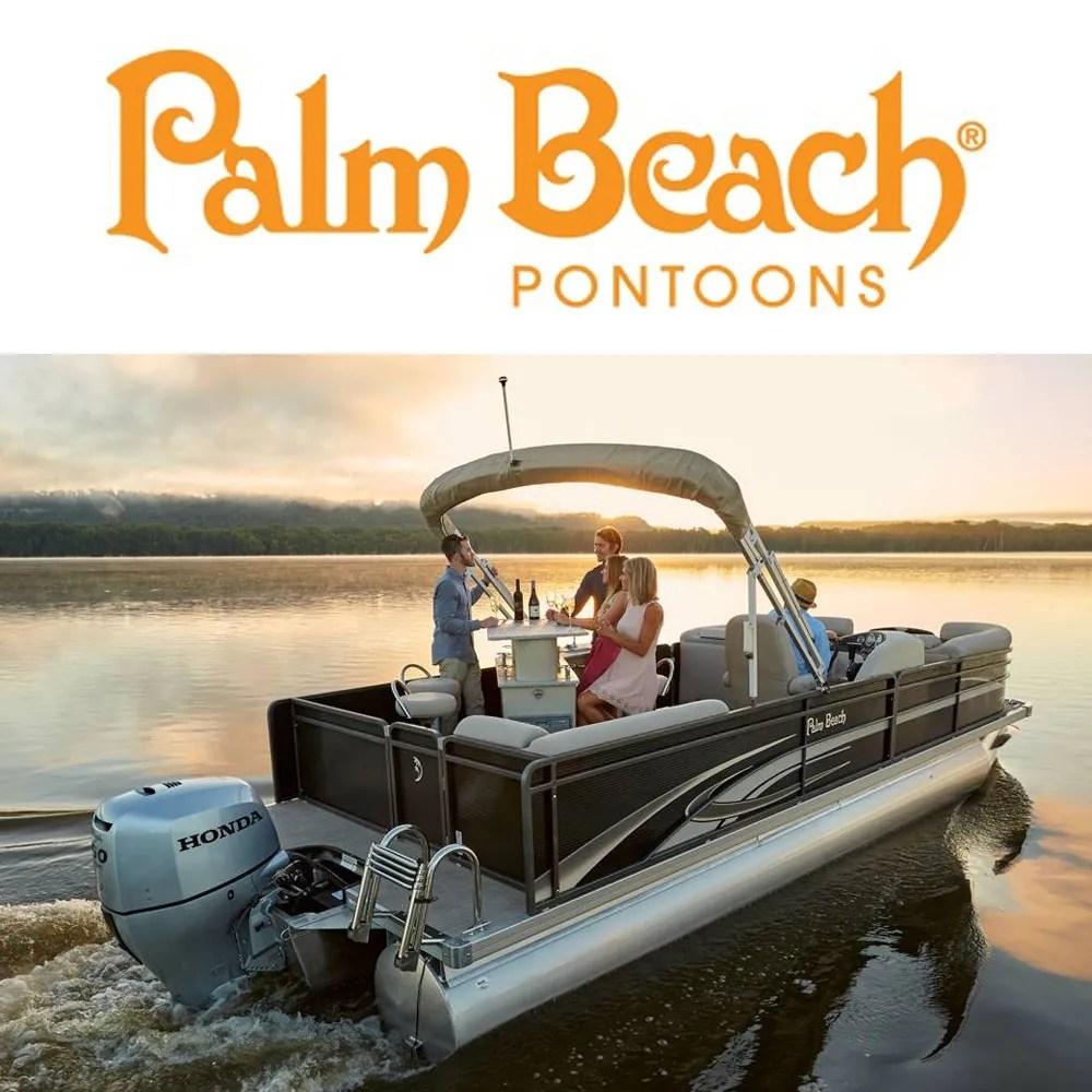 hight resolution of palm beach marine