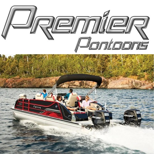 small resolution of premier pontoon boats
