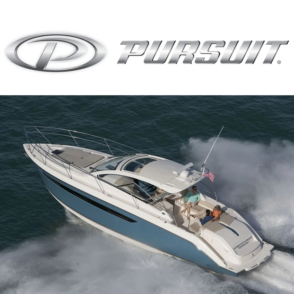 hight resolution of pursuit boats