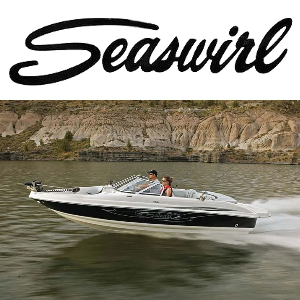hight resolution of seaswirl boats
