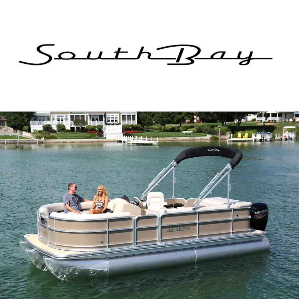 hight resolution of south bay pontoons