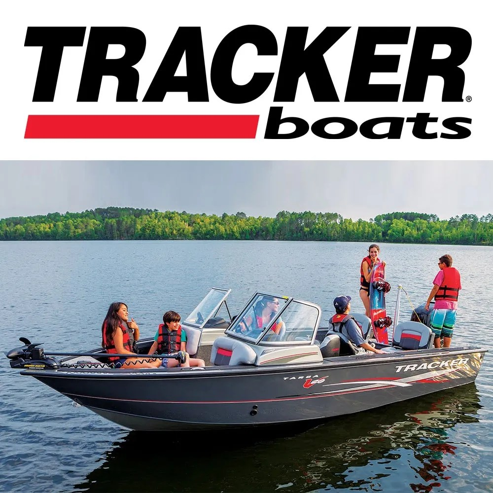 hight resolution of tracker boats