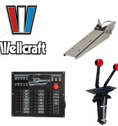 wellcraft boat parts accessories wellcraft replacement parts starter switch wiring diagram wellcraft boat wiring diagram [ 1000 x 1000 Pixel ]