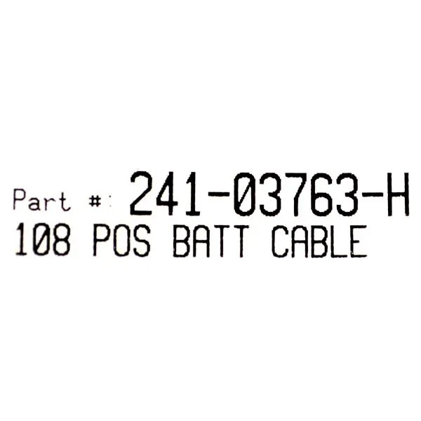 Mastercraft Boats 241-03763-H Marine 2 Gauge AWG 9 Foot