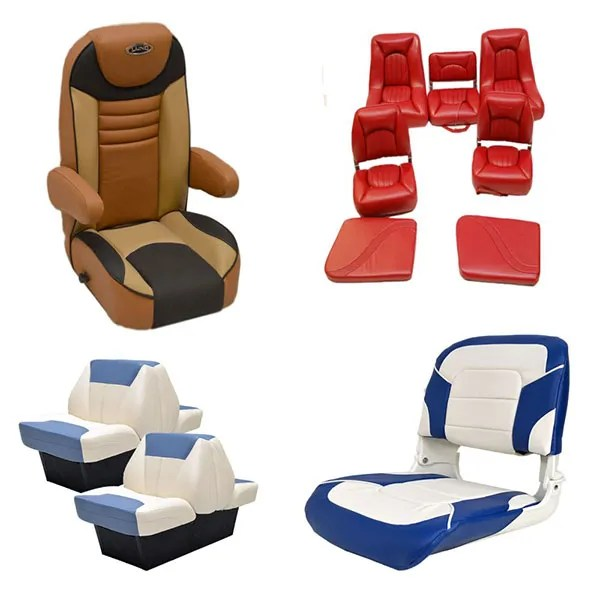 replacement captains chairs for boats living room chair with ottoman boat seat cushions covers great lakes skipper sea doo brp