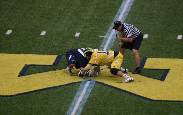 Michigan Wolverines Lacrosse