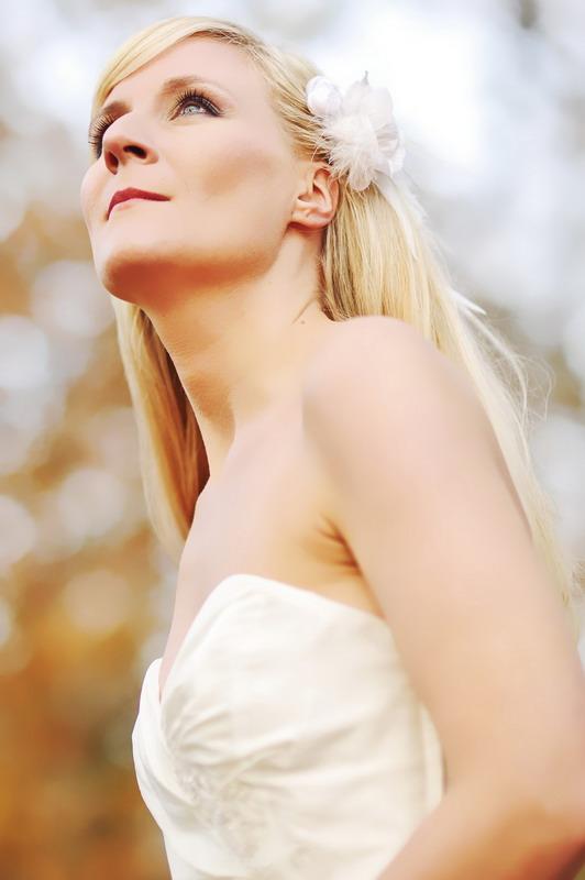 Hippie Brautfrisuren Liebe vom Ansatz bis in die Spitzen