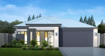 Canal View Metro Two Storey Home Design Mandurah