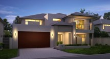 Double-Storey House Designs Modern