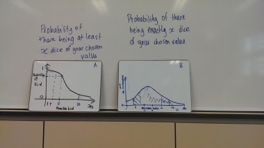fibber's game probability distributions