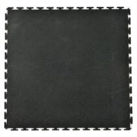Leather PVC Floor Tile - HomeStyle Leather Floor Tiles ...