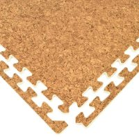 Wood Foam Tiles - Faux Wood Foam Floors, Basement Flooring
