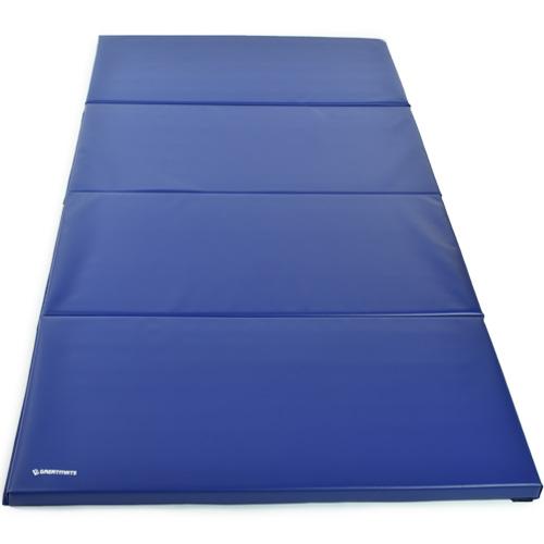 Gym Mats 4x8 Ft X 2 Inch Blue