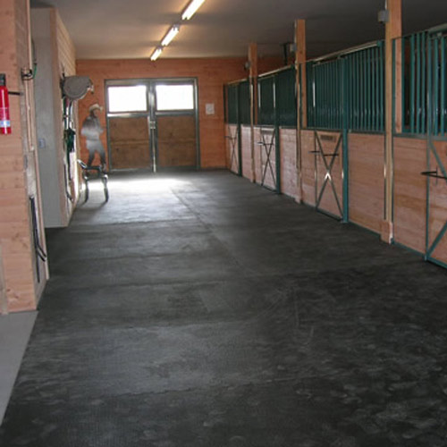 34 Inch Rubber Flooring  2x2 ft Interlocking Tiles Gym