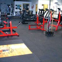 Loktuff Rubber Flooring - Interlocking Rubber Tiles, Gym ...