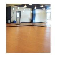 Yoga Studio Flooring - Athletic Aerobic Floors, Hot Yoga Floor