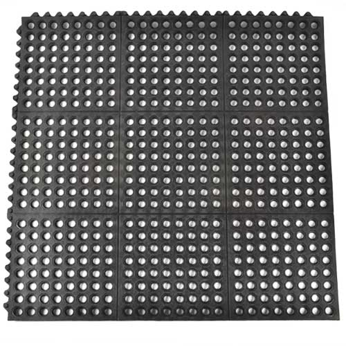 Rubber Ring Mats 3x3 Ft Rubber Mats For Horse Stalls And