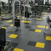 Warehouse Flooring - PVC Coin Top Industrial Tiles