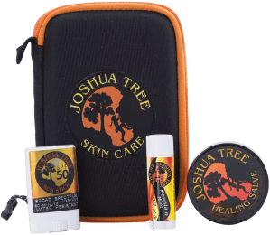 joshua tree skin care collection