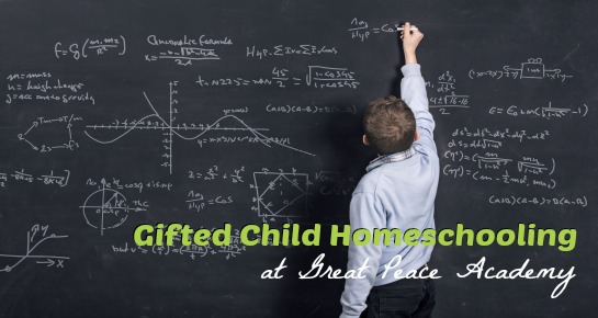 Gifted Child Homeschooling at Great Peace Academy