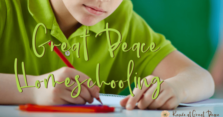 Great Peace Homeschooling