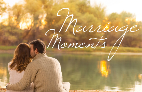 Marriage Moments by Renée at Great Peace