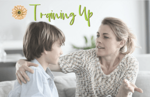 Training Up a Child to Know God's Peace | Renée at Great Peace