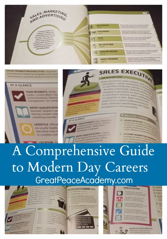 4 Books: Careers from DK Books. | Great Peace Academy.com