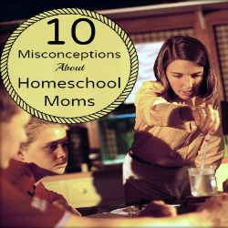 Homeschool Misconceptions
