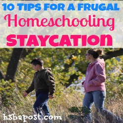 Homeschool Staycation