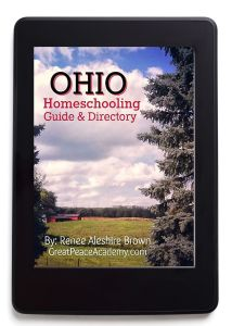 Ohio Homeschooling on Kindle