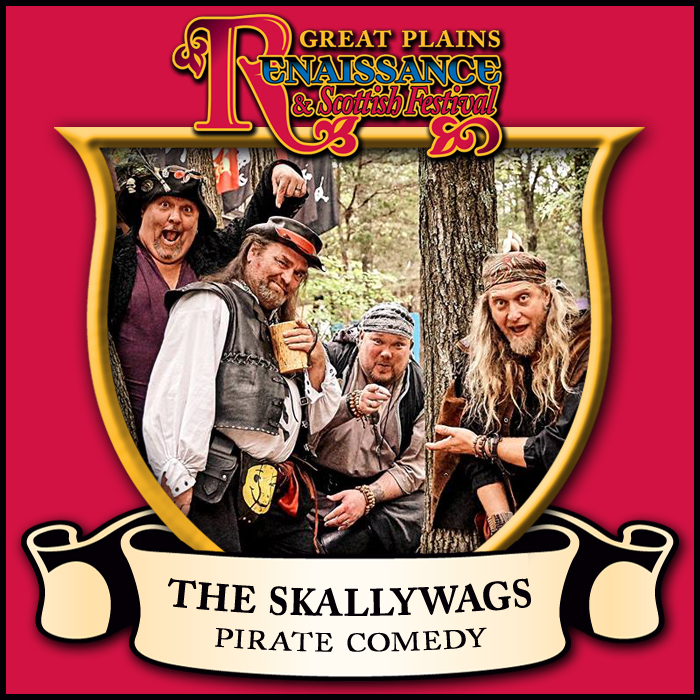The Skallywags Pirate Comedy