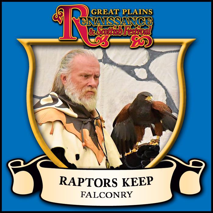 Raptors Keep Falconry