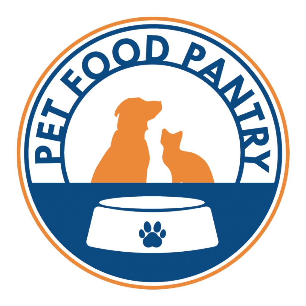 Pet Food Pantry serves the community in need.