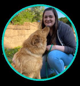 Ashley Flores, CPDT-KA, Director of Animal Behavior and Training at Great Plains SPCA