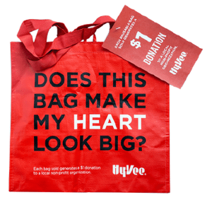 HyVee Reusable Bag