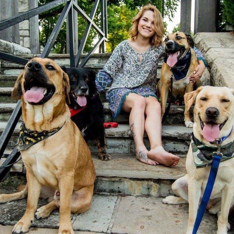 Claira Hollingshead, Lead Adoptions Counselor, Great Plains SPCA