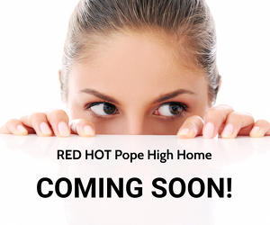 Pope Home Coming Soon