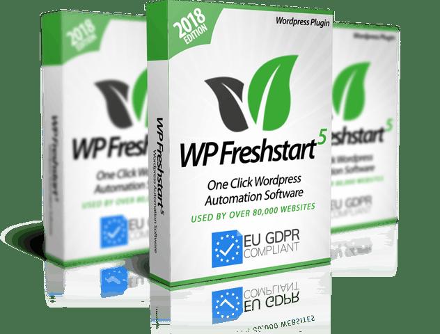 WP Freshstart Software