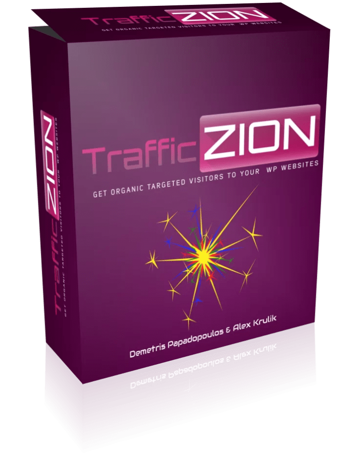 Traffic Zion Software