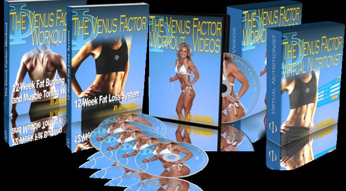 Venus Factor Workout Videos Product