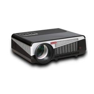 Gzunelic 6500 lumens LCD Android Wi-Fi Projector
