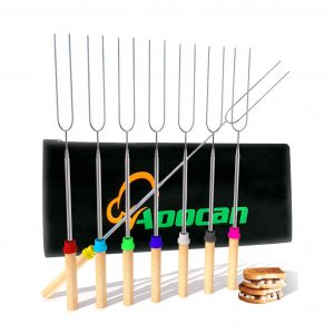 Aoocan Marshmallow Roasting Sticks