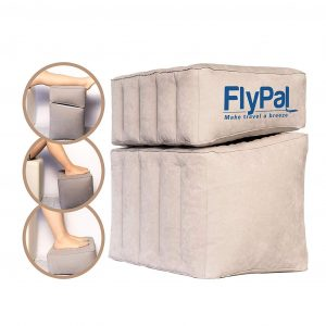 Flypal Inflatable Foot Rest 17 x 11 x 17-Inches