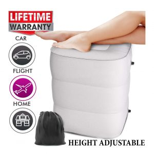 BODESY Travel Foot Rest Pillow