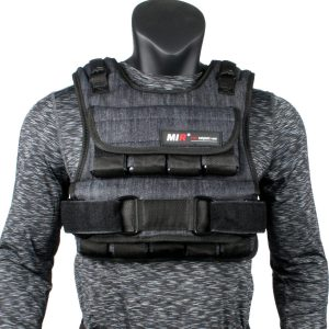 MiR - 50LBS (AIR Flow) Unisex Adjustable Weighted Vest
