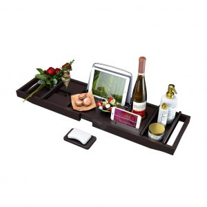 Bamfam Bathtub Caddy Tray for Bath